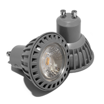 GU10 230Volt 5Watt Power LED Leuchtmittel
